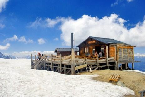 Glacier de la Chiaupe (La Plagne) © French Moments