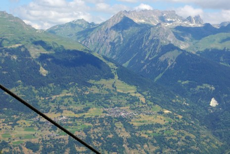Granier, Télésiège de La Roche © French Moments