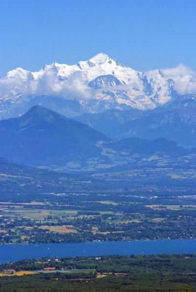 Mont Blanc, Col de la Faucille © French Moments