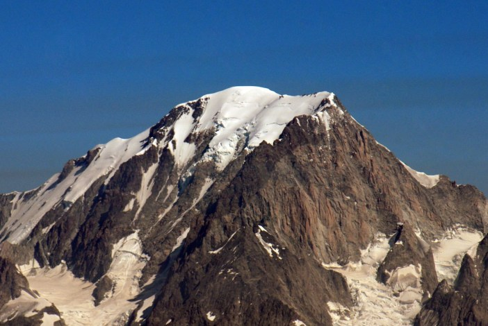 Mont Blanc, Aiguille Rouge © French Moments