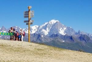 Col de la Chal, Les Arcs © French Moments