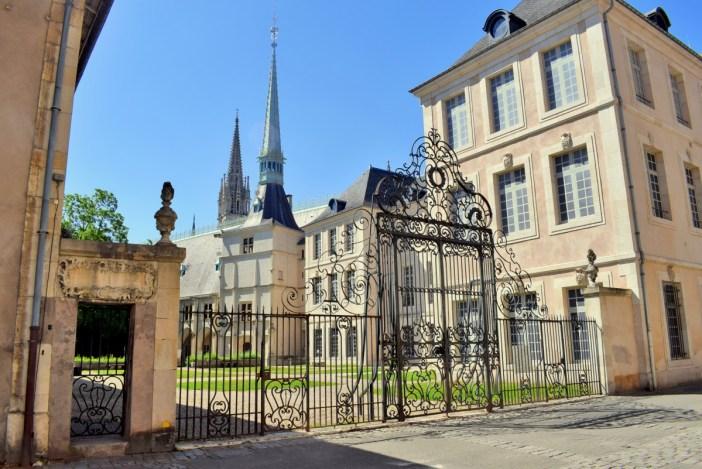 Palais Ducal à Nancy © French Moments
