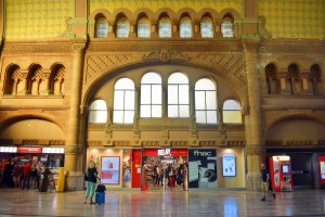 Hall des Départs, Gare de Metz © French Moments