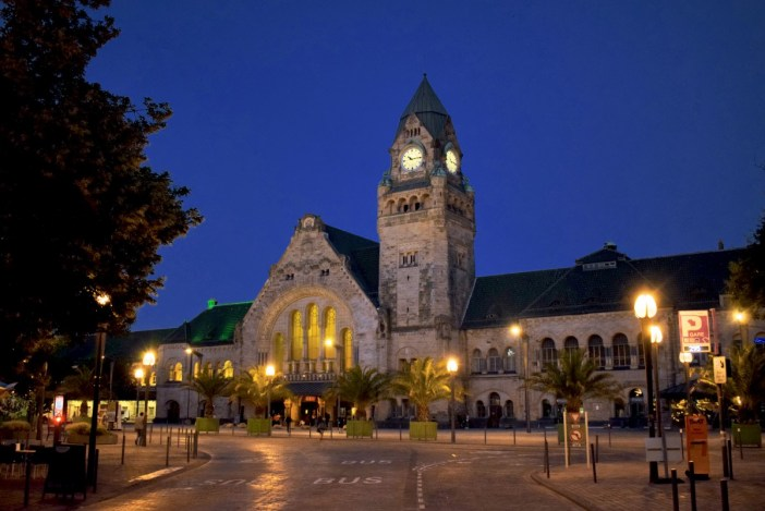 Gare de Metz © French Moments