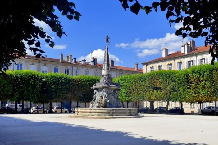 La place d'Alliance à Nancy © French Moments