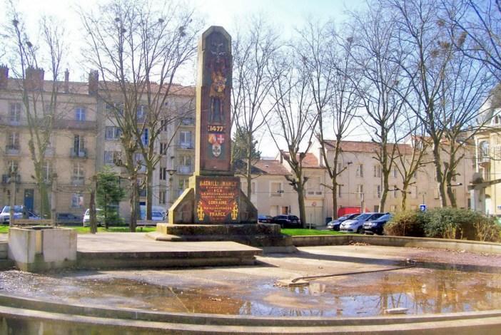 Place de la Croix de Bourgogne, Nancy © French Moments