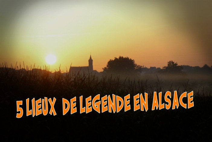Halloween en Alsace : 5 lieux de légende © French Moments