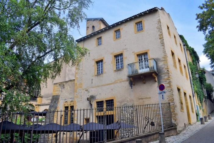 Maison de Rabelais rue d'enfer Metz © French Moments