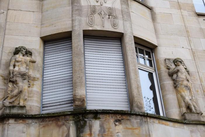 Rue Gambetta, Quartier impérial allemand de Metz © French Moments