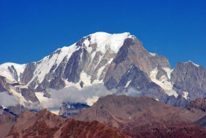 Le mont Blanc vu du mont Saint-Jacques © French Moments