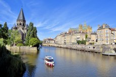 Moyen Pont Metz © French Moments