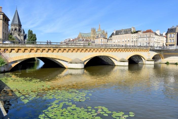 Moyen Pont Metz © French Moments