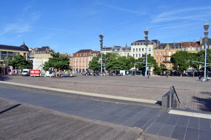 Place de la République Metz © French Moments