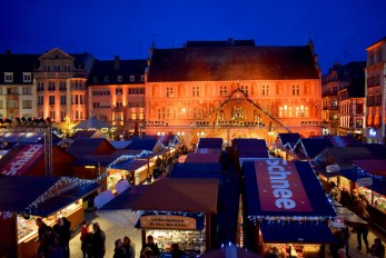 Le marché de Noël de Mulhouse © French Moments