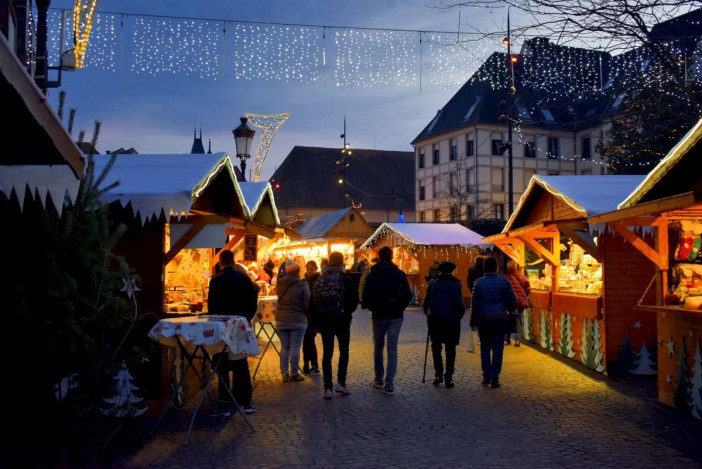 Noël à Haguenau © French Moments
