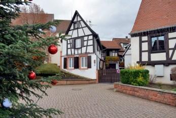 Le village de Marlenheim © French Moments