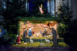 Crèche de Noël de l'abbatiale de Marmoutier © French Moments