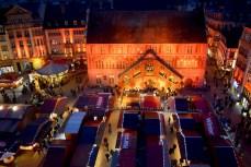 Marché de Noël de Mulhouse © French Moments