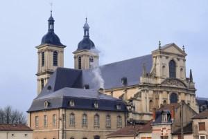 L'Abbaye des Prémontrés à Pont-à-Mousson © French Moments