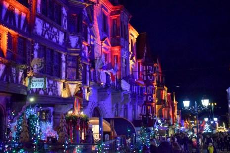 La grand'rue de Saverne à Noël © French Moments