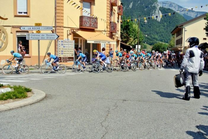 Tour de France Thorens Glières © French Moments