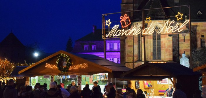 Le marché de Noël de Wissembourg © French Moments