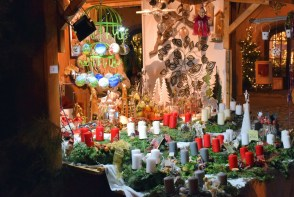 Le marché de Noël à Wissembourg © French Moments
