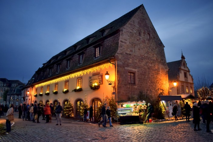 Wissembourg à Noël © French Moments