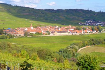Kientzheim en Alsace © French Moments