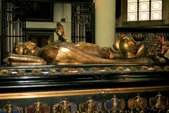 Mausolée de Charles le Téméraire © Jean-Pol Grandmont - licence [CC BY 3.0] from Wikimedia Commons