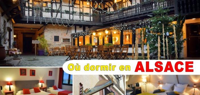 Où Dormir En Alsace Mes Adresses Pour Un Beau Séjour Mon Grand Est