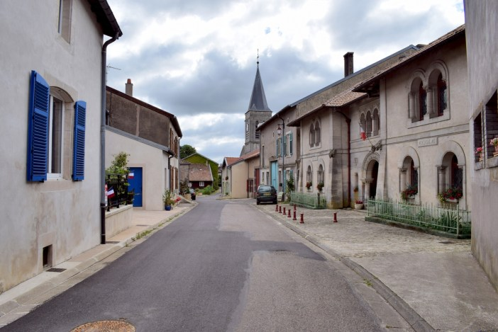 La rue Skinner, Hattonchâtel © French Moments