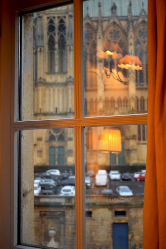 Hôtel de la Cathédrale à Metz © French Moments
