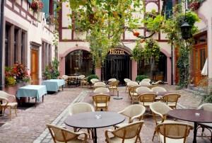 Hôtel des Têtes à Colmar © French Moments