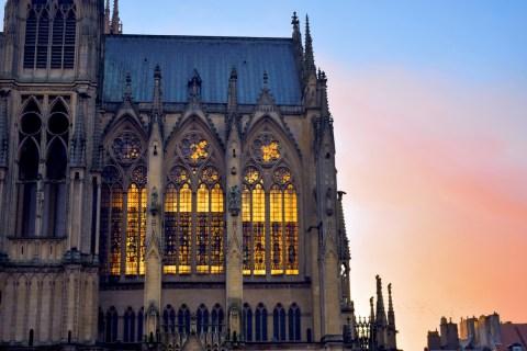 Hôtel de la Cathédrale, Metz © French Moments