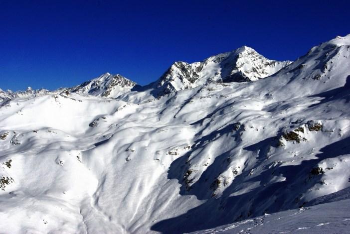 L'Aiguille Rouge et le mont Pourri © French Moments