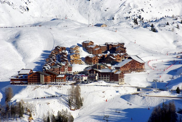 Plagne Soleil © French Moments