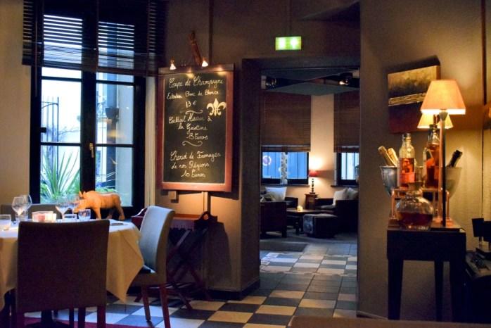 Restaurant La Fleure de Ly à Metz © French Moments