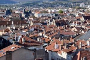 Les toits de la vieille-ville de Nancy © French Moments