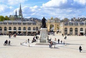 La place Stanislas © French Moments