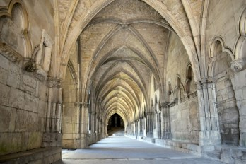 Cloître de la cathédrale de Toul © French Moments