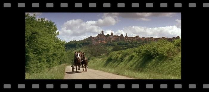La colline de Vézelay dans La Grande Vadrouille