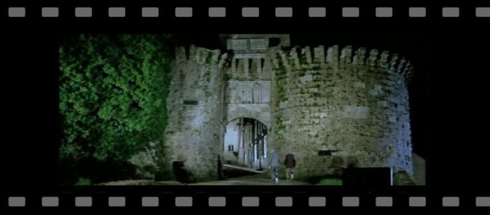 La Porte Neuve de Vézelay dans La Grande Vadrouille