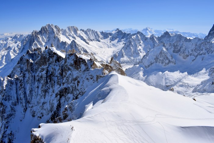 Aiguille du Midi © French Moments