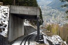 Le train du Montenvers © French Moments