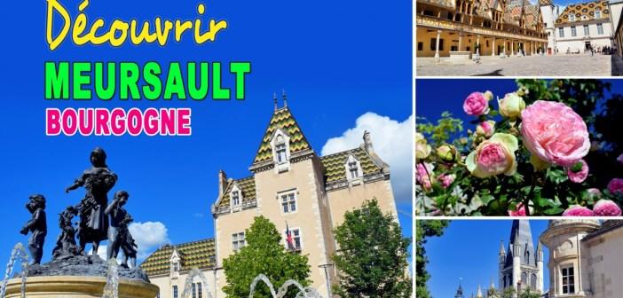 Découvrir Meursault en Bourgogne © French Moments