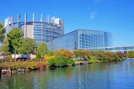 Le Parlement européen à Strasbourg © French Moments