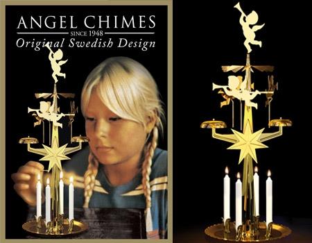 Carillon d'Anges suédois