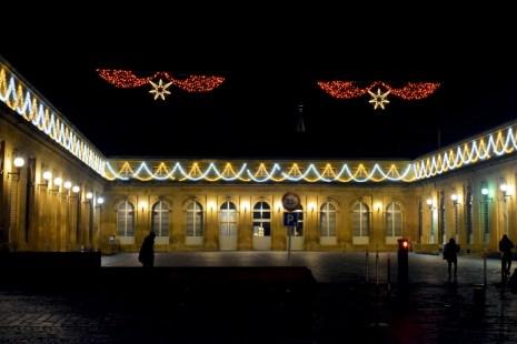Le marché couvert de Metz illuminé © French Moments
