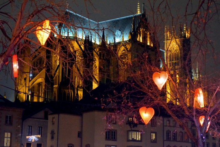 Noël à Metz © French Moments